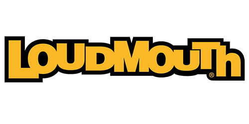 Loudmouth Golf Apparel Brand Logo